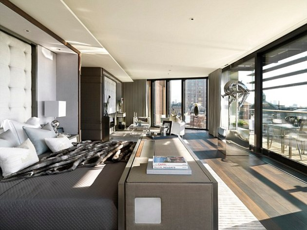 The World S Most Luxurious Penthouses The Sofa Amp Chair