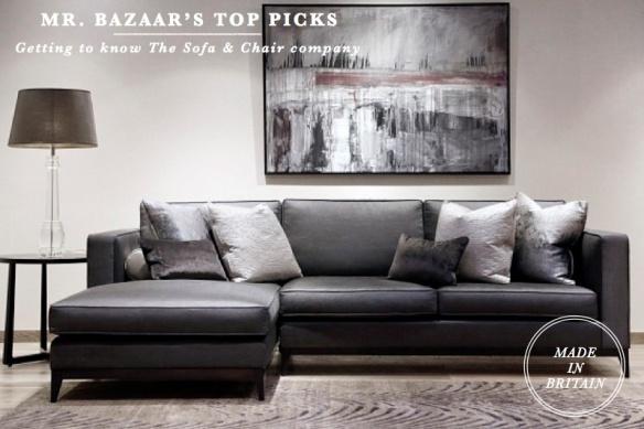 Miraculous Mr Bazaars Favourite Picks From The Sofa Chair Company Creativecarmelina Interior Chair Design Creativecarmelinacom
