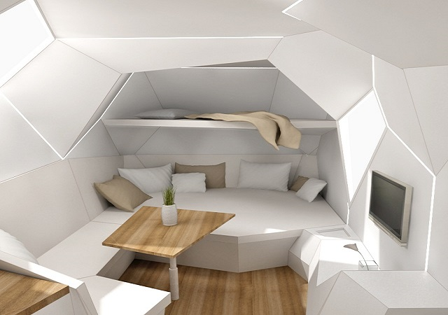 Mehrzeller: Luxury Caravan Concept | The Sofa & Chair Company Blog //